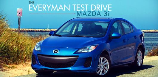 The Everyman Test Drive: Mazda 3i