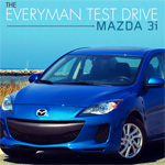 The Everyman Test Drive: Mazda 3i