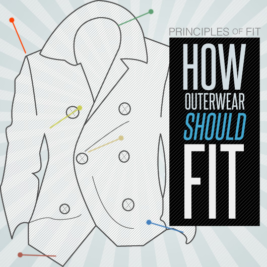 How Outerwear & Layers Should Fit – The Principles of Fit