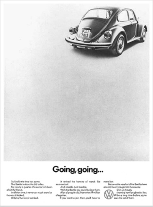 What a 60 Year Old Volkswagen Advertisement Can Teach Young Graduates About Landing a Job | Primer