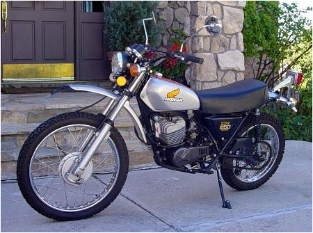 Six beautiful and reliable pre 1980s motorcycles for under 3000 honda elsinore mt 250 fandeluxe Images