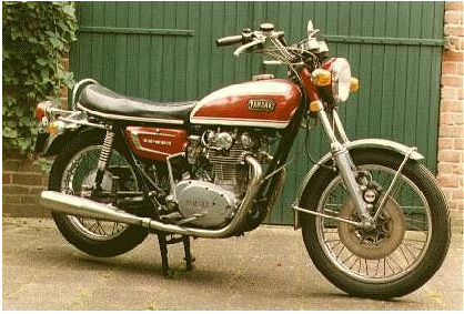 Six beautiful and reliable pre 1980s motorcycles for under 3000 yamaha xs 650 fandeluxe Images
