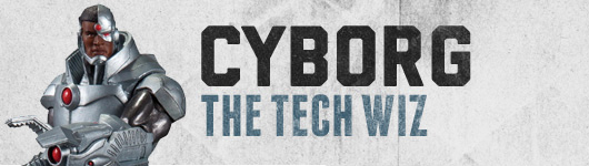 Cyborg The Tech Wiz