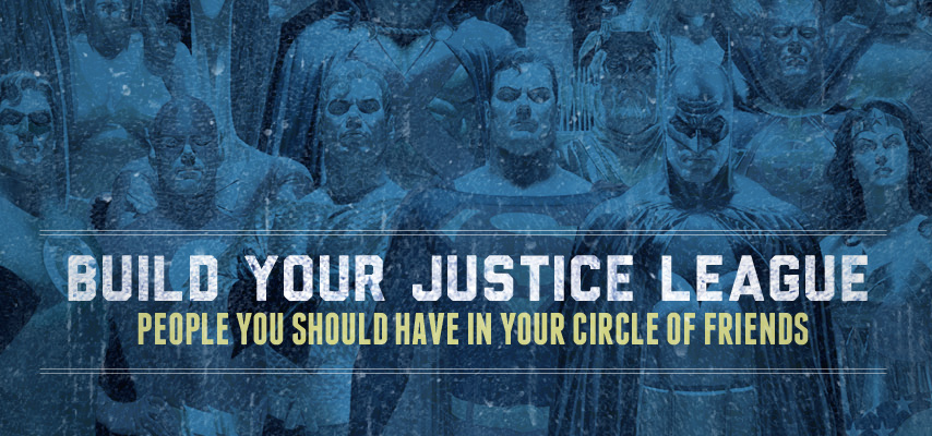 Creating Your Justice League article header