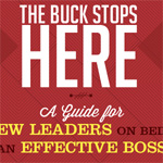 The Buck Stops Here Guide for New Leaders on being an Effective Boss
