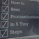 How to Beat Procrastination in 5 Tiny Steps