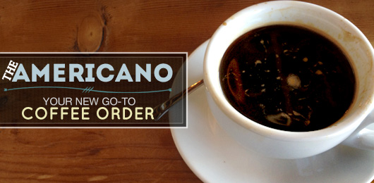 The Americano: Your New Go-to Coffee Order