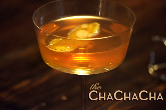 ChaChaCha cocktail