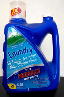 laundry for men