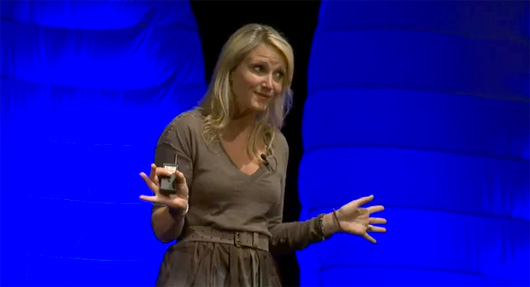 Motivating Ted Talk: How to Stop Screwing Yourself Over