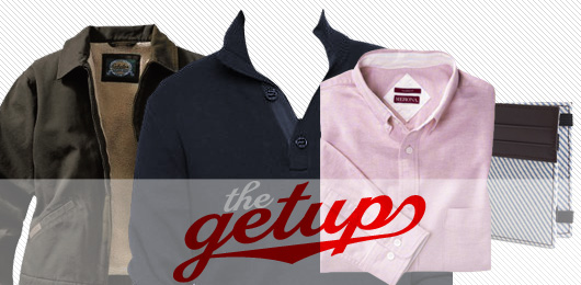 The Getup: Wherever The Weekend Takes You