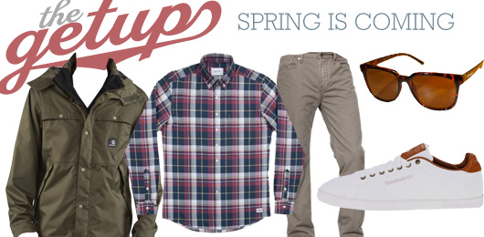 The Getup: Spring is Coming