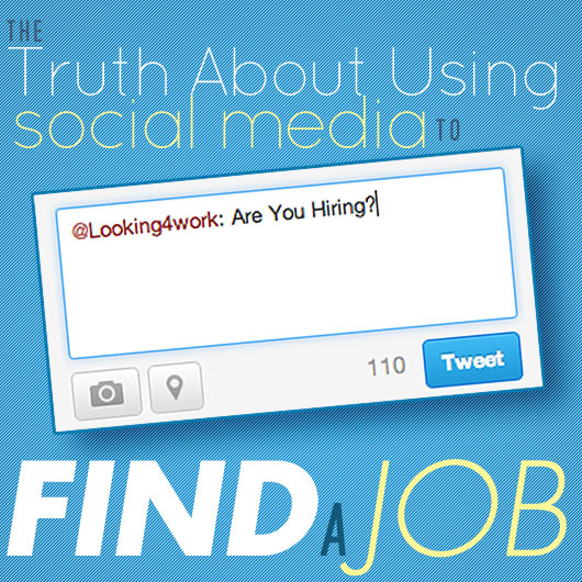 The Truth About Using Social Media to Find a Job