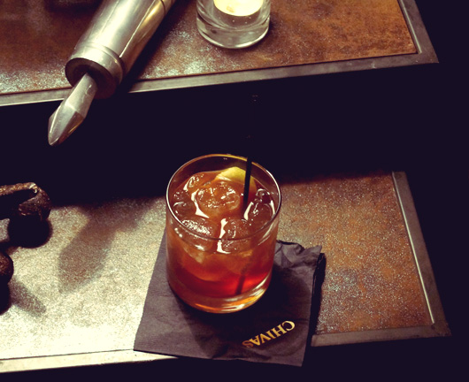 A Scotch Old Fashioned