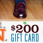 Style Upgrade: Enter to Win a $200 Florsheim Gift Card!