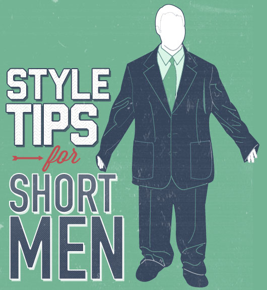 Fashion For Short Guys Key Style Tips