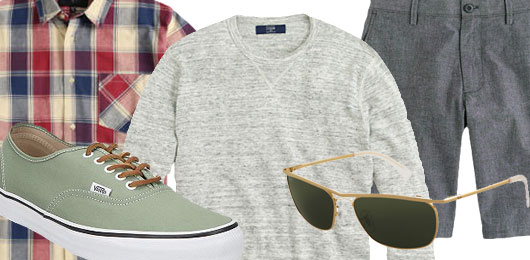 The Getup: Casual Spring Weekend