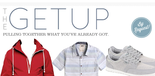 The Getup: Comfortable, Dry, & Sweat-Free