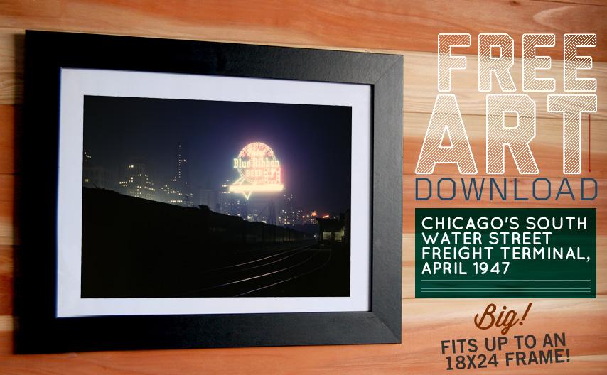 Free Art Download Chicago