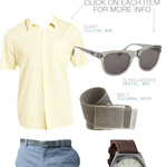 The Getup: Hot & Casual