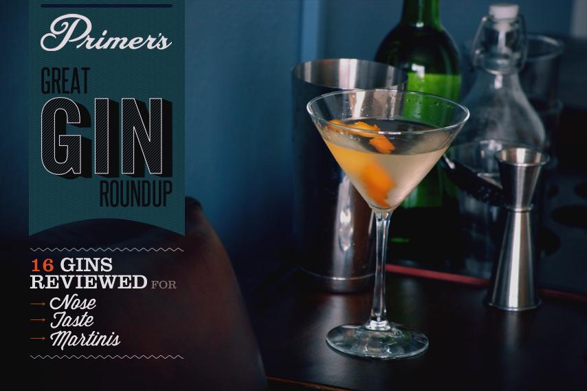 gin roundup