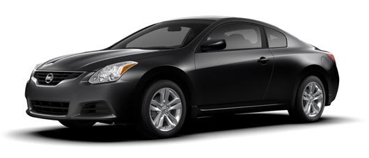 Nissan driving