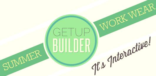 Interactive Getup Builder: Summer Work Wear