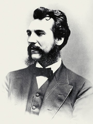 Bell in 1876, at 29 years of age.