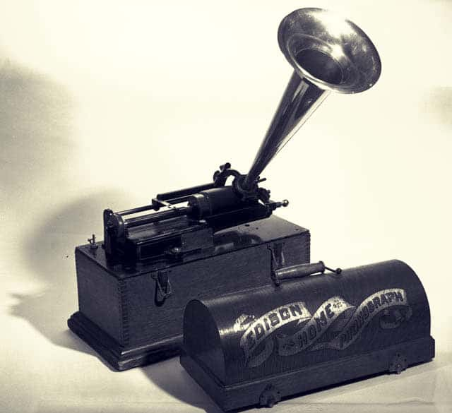 Invention_Phonograph