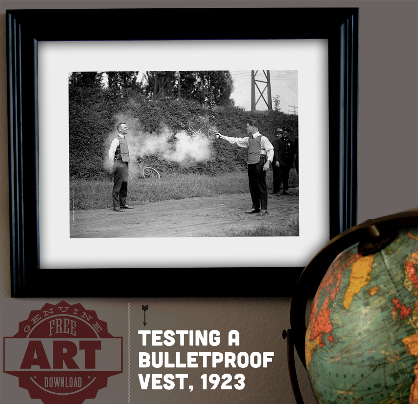 bulletproof vest free art download