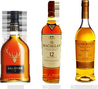 common highland scotches