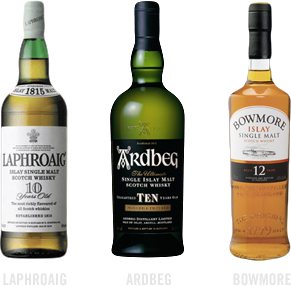 common islay scotches