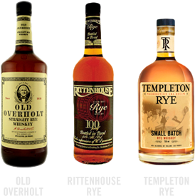 recommended rye whisky
