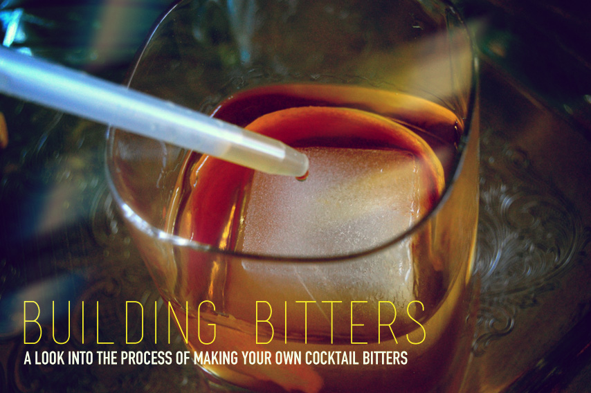 how to make cocktail bitters recipe