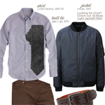 The Getup: Out in the Field Smart Casual