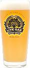 Live Oak beer bottle
