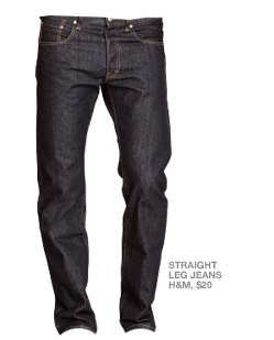 Jeans from H&M