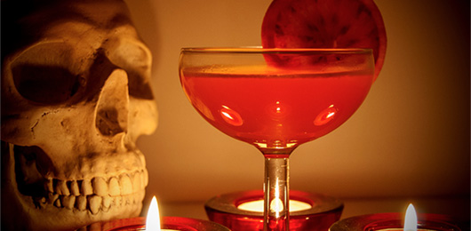 The Satan's Curled And Bloody Whiskers Cocktail Recipe: A Citrus Gin Cocktail