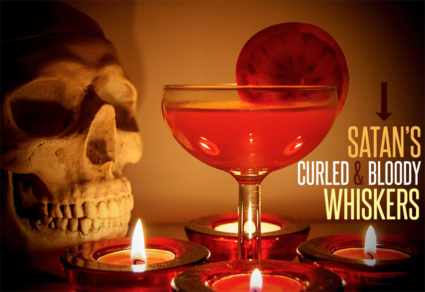 Satan's Whiskers Cocktail Recipe