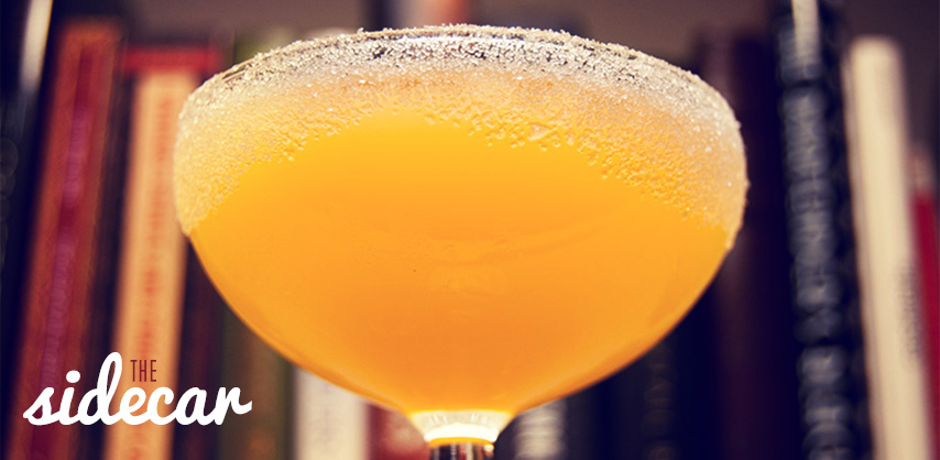 The Sidecar Cocktail Recipe: A Sweet And Sour Brandy Cocktail