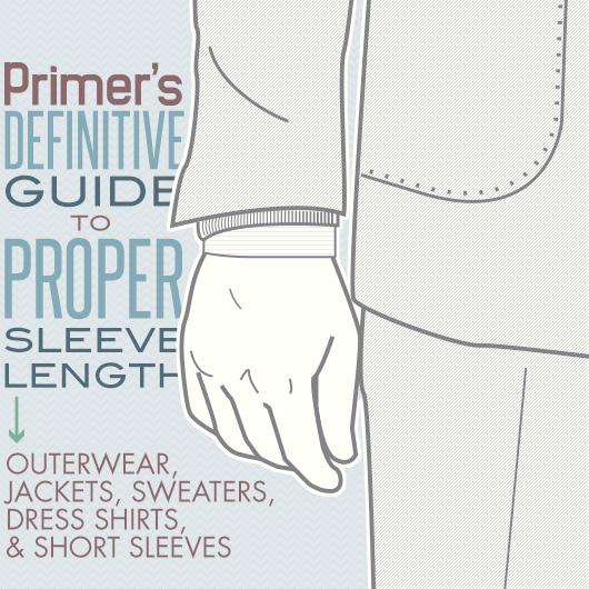Primer's Definitive Guide to Proper Sleeve Length