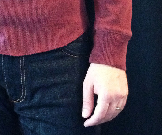 long sleeve shirt length