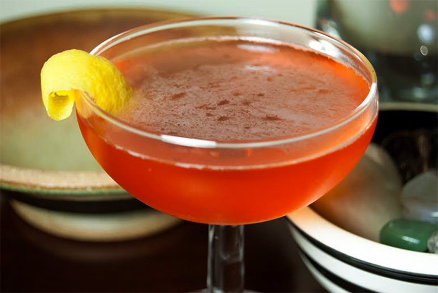 carver cocktail recipe