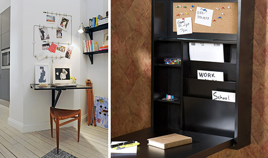 Apartment Office the intentional apartment: small home office ideas | primer