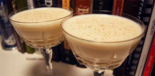 It's Friday … Have a Drink: Primer's (Easy) Eggnog
