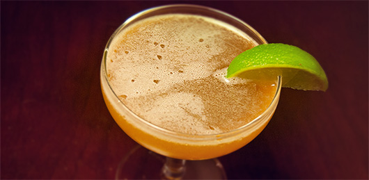 The Embassy Cocktail Recipe: A Brandy And Citrus Cocktail