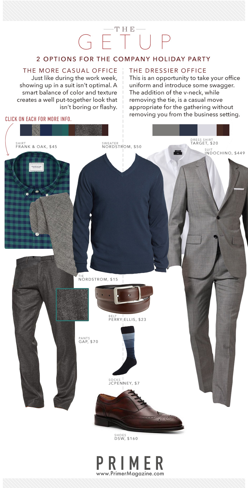 what to wear to company holiday party