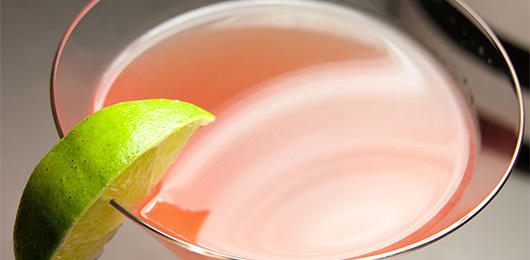 It's Friday … Have a Drink: Gin Cosmopolitan (Wait – what? Yes, really.)