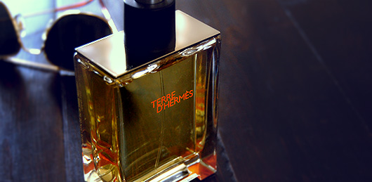 Your Next Scent: Terre d'Hermès
