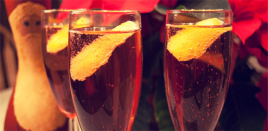It's New Year's … Have a Drink: Champagne Framboise